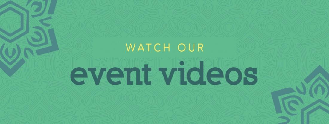 Palestinian studies event videos